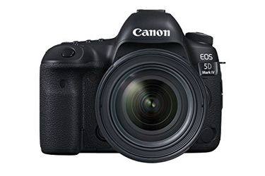 Canon EOS 5D Mark IV DSLR Camera ( with EF 24-70mm IS USM Lens)