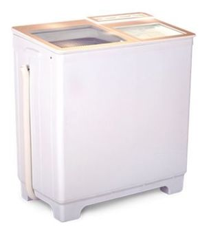 Godrej 8 Kg Semi Automatic Washing Machine (WS 800 PDS)