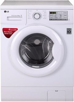 LG 6 Kg Fully Automatic Washing Machine (FH0H3NDNL02)