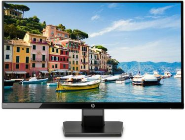 HP 24W 23.8 Inch LED Backlit Monitor