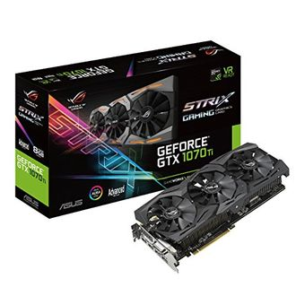 Asus ROG Strix GeForce GTX 1070 Ti 8GB DDR5 Graphic Card