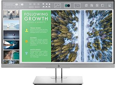 HP EliteDisplay E243 23.8 Inch Full HD Monitor