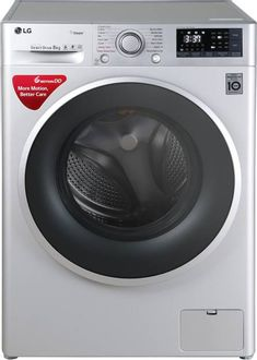 LG 8Kg Fully Automatic Front Load Washing Machine (FHT1208SWL)