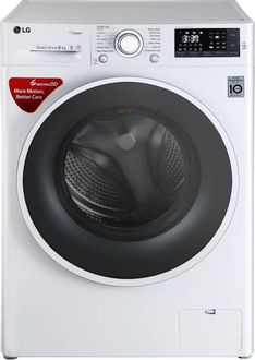 LG 6Kg Fully Automatic Front Load Washing Machine (FHT1006SNW)