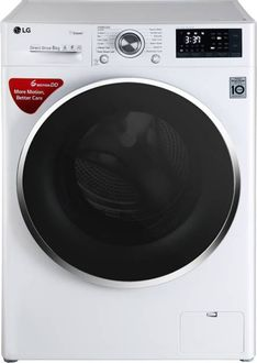 LG 8Kg Fully Automatic Front Load Washing Machine (FHT1408SWW)