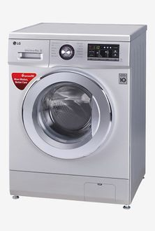 LG 8Kg Fully Automatic Front Load Washing Machine (FH2G6TDNL42)