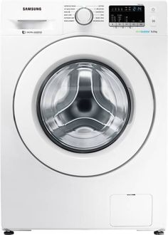 Samsung 8kg Fully Automatic Front Load Washing Machine (WW80J4243MW/TL)