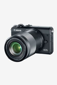 Canon EOS M100 (15-45mm Lens) Mirrorless Camera