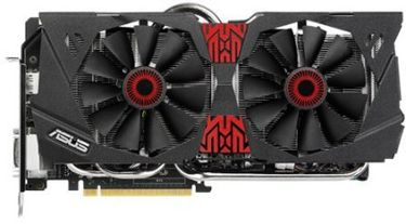 Asus NVIDIA Strix GTX980 4 GB GDDR5 Graphics Card