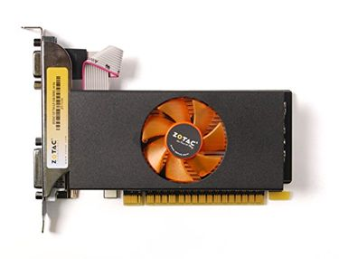 Zotac NVIDIA GT 730 (ZT-71102-10L) 1GB DDR5 Graphics Card