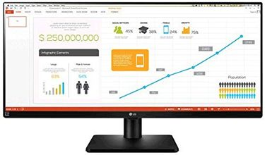 LG 29UB67 29 Inch UltraWide Business Monitor