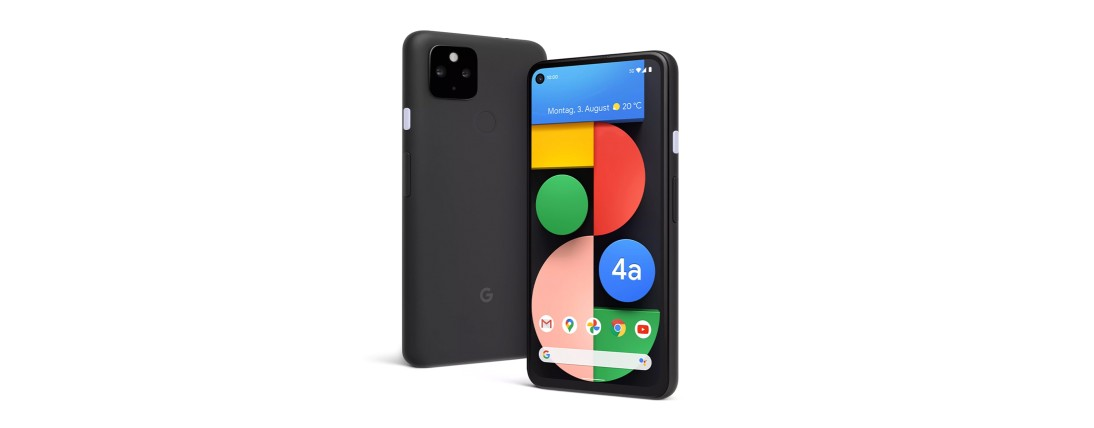Google Pixel 4a Barely Blue shading variation dispatched: value, specs